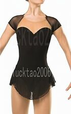 New Figure Skating Training Ice Skating Competition Dress Brand icefairy #8807-2