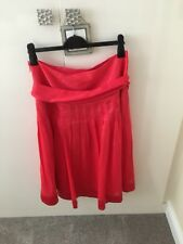 Ladies Silk Blend Skirt Fully Lined Worn Once For A Wedding