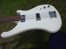 Rickenbacker 4004 Laredo SnoGlo White Bass NAMM Limited Edition 1 of 20