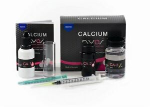 Nyos Reefer Calcium Test Kit for Marine Reef Aquarium Fish Tank