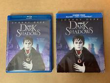 Dark Shadows [Blu-ray] - With Slipcover