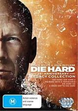 Die Hard LEGACY Collection 1 2 3 4 5 : NEW DVD