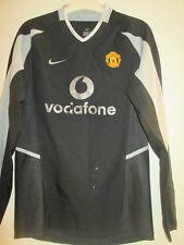 Manchester United 2002-2004 Goalkeeper Football Shirt 152-158cm Boys /34992