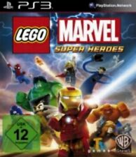 PlayStation 3 Lego Marvel Super Heroes alemán impecable