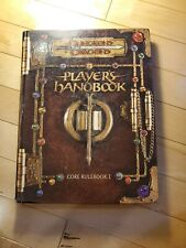 Dungeons and Dragons Player's Handbook 3rd edition 2000 Good Condition W/CD
