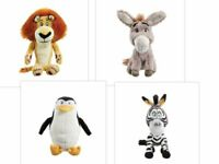 DREAMWORKS MADAGASGAR PLUSH CHARACTERS - CHOOSE CHARACTER ONE SUPPLIED **NEW**