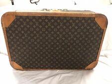 VINTAGE Louis Vuitton Hard Sided Suitcase Trunk For Restoration Artist