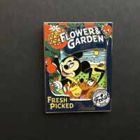 International Flower and Garden Festival 2018 Mickey and Pluto Disney Pin 127519