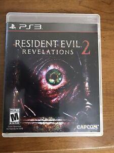 Resident Evil Revelations 2 PS3, Tested