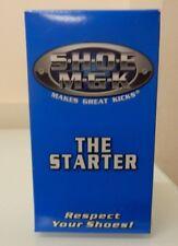 NEW SHOE MGK - THE STARTER KIT - CLEANER & CONDITIONER, w/BRUSH