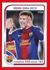 FC BARCELONA 2012-2013 Panini - Figurina-Sticker n. 161 - MESSI -New