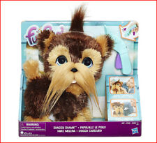 FurReal Friends Shaggy Shawn Puppy Dog - Style & Groom Yorkie Pup Sounds 🌟New🌟