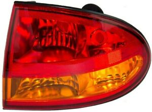 1999 2000 2001 2002 2003 2004 Oldsmobile Alero Outer Right Side Tail Light Lamp