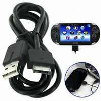 USB Data Sync Charger Cable cord Adapter for PS Vita PSV Power adapter Wir DD