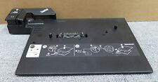 Lenovo ThinkPad REPLICATORE 2504 DOCKING STATION P / N: 42w4631 NO PSU o chiavi