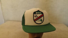 VTG Badger Mining Berlin/Green Lake Wisconsin Snapback Hat/Cap Texas Wyoming