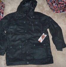 NEW SPORTIER Military Wool Jacket Coat Men M Medium Charcoal Grey Gray NWT
