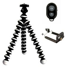 Selfie Tripod With Blue Tooth Shutter Remote for Cell Phone Digital Camera GoPro