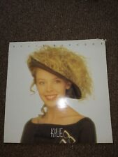 "Kylie Minogue - Kylie UK 1988 vinyl Record 12"" rock pop"