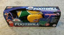 Play TV Madden Football Radica EA Sports Plug n Play Football Mat Game
