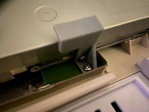 Amiga 1200 Floppy Disk Drive Bracket / Support - Commodore A1200 FDD