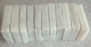 Lavender Natural Handmade Soap 11 Medium Sized Off Cuts 600g Only £9.95!!!!!