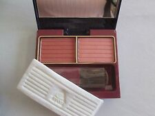AVON*NATURAL RADIANCE POWDER BLUSH DUO*CASHMERE+INNOCENT ROSE(W)*NET WT..17 OZ*