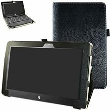 Tablet PC Case Leather Folio Stand Cover For Insignia Flex 11 6 Inch Windows 10