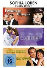 Sophia Loren Classic Edition / 3-DVD`s / NEU / DVD #2345