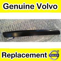 Genuine Volvo S60 (05-09) Front Bumper Moulding (Primed W/O Chrome Strip)(Right)