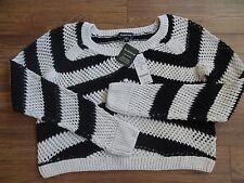 NWT BEBE women's sweater size S $79