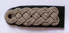 1 EPAULETTE ALLEMANDE WWII 1940 ORIGINAL GERMAN ARMY SHOULDER STRAP N°7