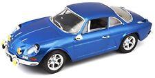 Alpine Renault A110 1600s Stradale 1971 bleue - Bburago 12004 1/18e