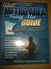 West Metropolitan Area Fishing Map - Guide, Minnesota, Sportsman's Connection