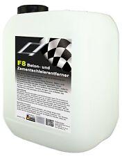 F8 Zementschleier Entferner 5 Liter-Profikonzentrat Betonreiniger Stein Fliesen