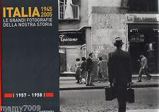 Italia=Le grandi fotografie della nostra storia=1957/58=libro fotolibro=HACHETTE