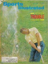 1965 7/26 Sports Illustrated,Golf, How to Get Out of Trouble by Arnold Palmer~Fr