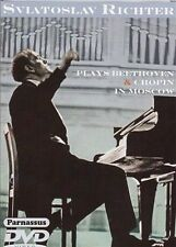Richter Plays Beethoven & Chopin in Moscow [DVD] (2013) *New DVD*