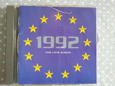 CARTER - 1992 THE LOVE ALBUM. CD.
