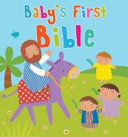 Baby's First Bible by Sophie Piper Hardcover Book 9780745964119 NEW