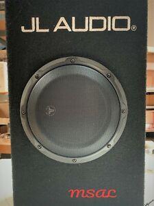 "JL Audio ACP108LG-W3v3 MicroSub 250-watt 8"" powered subwoofer OPEN BOX"