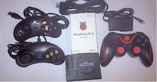 Raspberry Pi 3 32GB Emulation Console - Mini Sega Genesis Tribute - Retropie