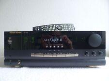 harman/kardon AVR 2550, toller Heimkino-Receiver mit Fernbedienung und BDA!