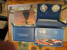 Mayflower Voyage 400th Anniversary Silver Proof Coin & Medal Set 20XB