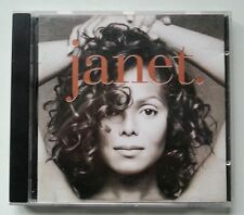 "JANET JACKSON ""Janet"" (CD, 1993)"