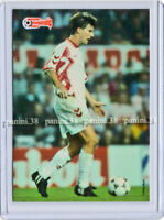 "RARE !! Card MICHAEL LAUDRUP ""EUROPEAN CHAMPIONSHIP STARS 1996"" Panini"