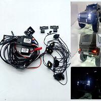 LED Light Repair Kit für Traxxas TRX4 1/10 Benz G500 4x4² RC Modell Auto Teile
