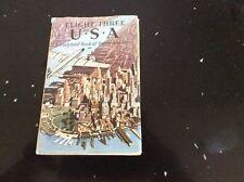 Flight Three USA Vintage Ladybird Book - America Travel Adventure - East West