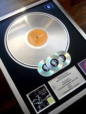 ELVIS PRESLEY FROM MEMPHIS TO VEGAS LP MULTI PLATINUM DISC RECORD AWARD ALBUM
