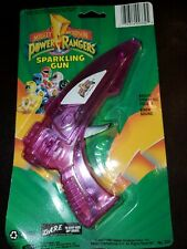 Mighty Morphin Power Rangers Sparkling Gun